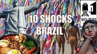 Download Visit Brazil - 10 Things That Will SHOCK You About Brazil Video
