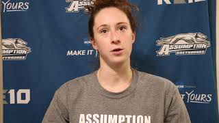 Download Women's Basketball Downs Saint Michael's 69-58 Video