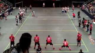 Download 2014 WDBF Men Gold Canada vs USA 2nd Half Video