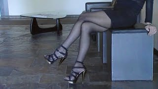 Download HighHeels Another day in the office. Video