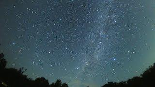 Download 2018年ペルセウス座流星群 極大日前日の流れ星 Video