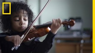 Download A Child Prodigy, a Painful Disease, and a Life-Changing Treatment | National Geographic Video