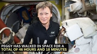 Download Seven Spacewalks for Peggy Whitson Video