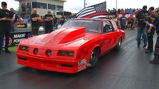 Download Lights Out 10 - Limited Drag Radial Elimination Rounds! Video