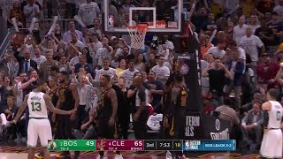 Download 3rd Quarter, One Box Video: Cleveland Cavaliers vs. Boston Celtics Video