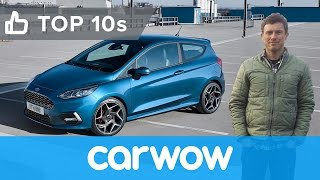 Download Ford Fiesta ST 2018 - has the best hot hatch just got better? | Top 10s Video