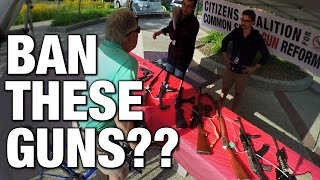 Download ″Common Sense″ Gun Control Debunked! (Man-On-Street) Video