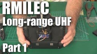 Download Review: RMILEC UHF long range RC system (part 1) Video