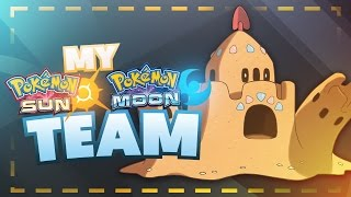 Download My Pokemon Sun and Moon Team Video