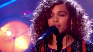 Download Izzy Bizu - Talking To You [Live on Graham Norton HD] Video