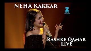 Download Neha Kakkar | Rashke Qamar LIVE | Riya | SaReGaMaPa Lil Champs Video