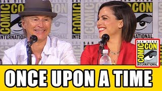 Download ONCE UPON A TIME Comic Con Panel Part 1 - Season 7, News & Highlights Video
