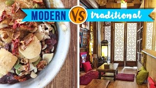 Download Traditional vs Modern Korean Cafes in Seoul Video