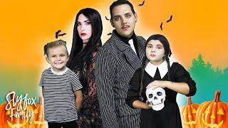 Download 🎃 KIDS HALLOWEEN DRESS UP!! 👻   Slyfox Family Video