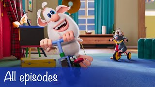 Download Booba - Compilation of All 48 episodes - Cartoon for kids Video