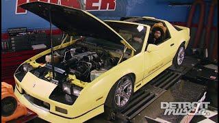 Download The 1986 Chevrolet Camaro Iroc Z Budget Build Part 1 - Detroit Muscle S3, E1 Video