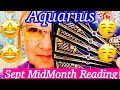 Download Aquarius - ♒️ Your wildest dreams come true!!!! - (September MidMonth Tarot Card Reading) Video