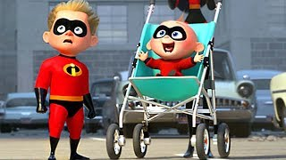 Download INCREDIBLES 2 Trailer # 3 (2018) Animation, Kids & Family Video