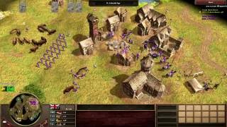 Age of Empires 3 - British Settler Rush Free Download Video