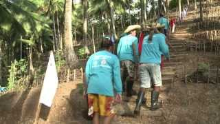 Download Rebuilding livelihoods in the wake of Haiyan's destruction Video