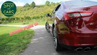Download Maserati Ghibli S Q4 SOUND pure DRIVE Video