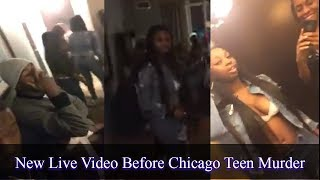 Download Brand New Live Video Surfaces before Chicago Teen was found dead in freezer Video