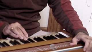 Download Harmonium Inatruction - Lesson 2 - Hamsadwani - Ganesh Sharanam with notes Video