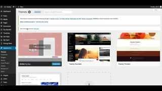 Download Installation and Demo Data Import Esy App Wordpress Theme Video