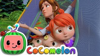 Download Rain Rain Go Away | Cocomelon (ABCkidTV) Nursery Rhymes & Kids Songs Video