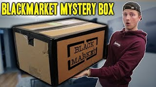 Download BUYING A BLACK MARKET MYSTERY BOX! (WON'T BELIEVE WHAT IS INSIDE!!) Video