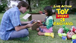 Download Live Action Toy Story 3 Ending Video