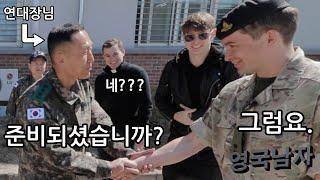 Download 한국 특공대에서 훈련받는 영국 특공대 찰스 소령님 + 영국 신부님?!?! (이게 기초훈련이라고요…?!) Video