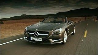 Download Mercedes SL Neuauflage Video