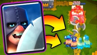 Download New ″EXECUTIONER″ Gameplay // Clash Royale Update! Video