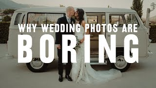 Download Why WEDDING PHOTOGRAPHY is BORING (and how to change that) Video