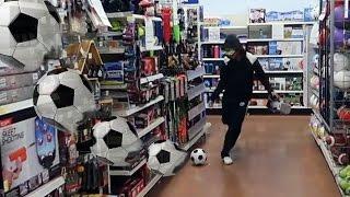 Download INDOOR FOOTBALL GOES WRONG.... Video