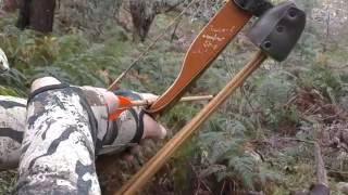 Download Traditional Bow Hunting Bloopers Video