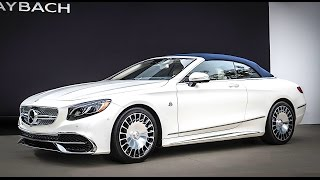 Download Maybach Cabriolet 2017 Commercial Mercedes-Maybach S 650 Convertible S Class CARJAM TV HD Video