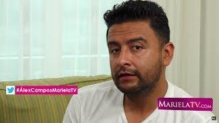 Download Alex Campos ″Yo fui abusado sexualmente″ - Miércoles de MarielaTV Video