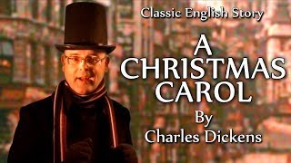 Download Learn English - A Christmas Carol - by Charles Dickens - English story at Christmas Video