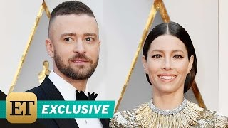 Download EXCLUSIVE: Justin Timberlake & Jessica Biel Reveal Son Silas Already Has the Terrible Twos Video