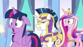 Download Spike announces he's friends with a Changeling Video