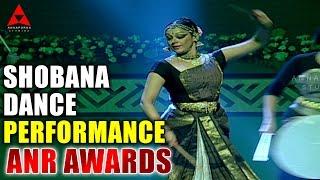 Download Shobana Dance Performance at ANR Awards Video