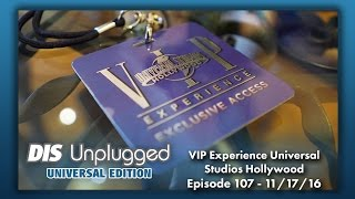 Download VIP Experience at Universal Studios Hollywood | Universal Edition | 11/17/16 Video