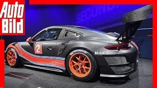 Download Porsche 911 GT2 RS Clubsport (2018) Sitzprobe / Premiere / Review Video