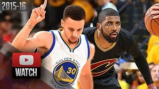 Download Kyrie Irving vs Stephen Curry Game 7 Duel Highlights 2016 Finals Warriors vs Cavaliers - CRAZY! Video