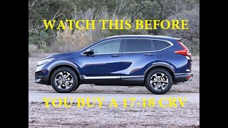 Download 2018 HONDA CRV - WATCH THIS BEFORE PURCHASE - OIL DILUTION Video