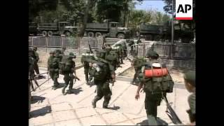 Download EAST TIMOR: INDONESIAN TROOPS PREPARE TO LEAVE Video
