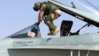 Download F/A-18 & F-16 Pilots & Aircrews - Scramble Competition Video