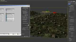 Download Creating Fields of Grass and Rocks in 3DS Max using Particle Flow Video